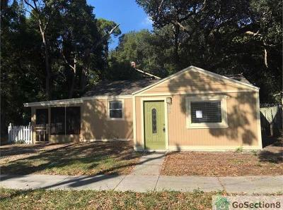 Clearwater Single Family Home For Sale: 808 Hart Street