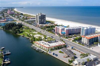 St Pete Beach Condo For Sale: 4103 Gulf Boulevard #202