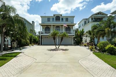 Palm Harbor Single Family Home For Sale: 504 Oceanview Avenue