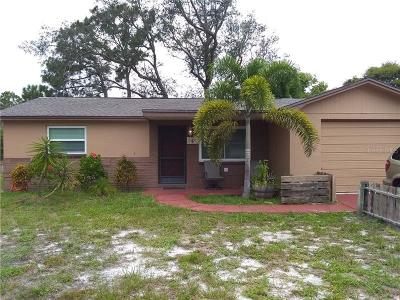 Palm Harbor, Tarpon Springs, Holiday, New Port Richey Single Family Home For Sale: 1013 Brass Lane