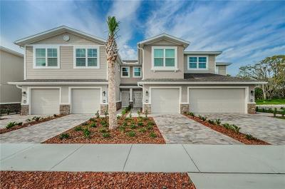 New Port Richey Townhouse For Sale: 5494 Riverwalk Preserve Drive #D