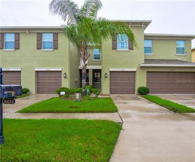 Pasco County Townhouse For Sale: 9437 Trumpet Vine Loop