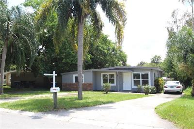 Clearwater Single Family Home For Sale: 1329 Mary L Road