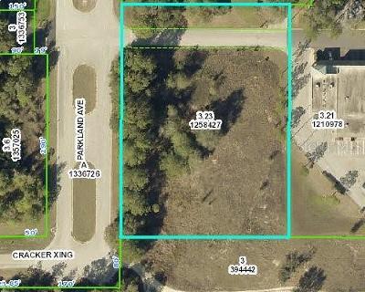Brooksville Residential Lots & Land For Sale: 0 Parkland Avenue
