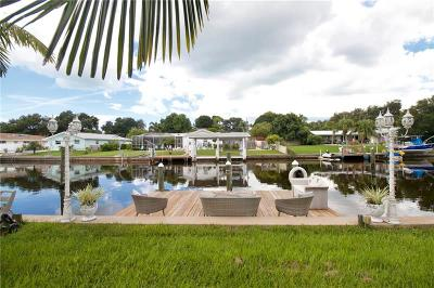 Largo Single Family Home For Sale: 1670 Indian Rocks Road S