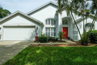 Tarpon Springs Single Family Home For Sale: 802 High Point Court