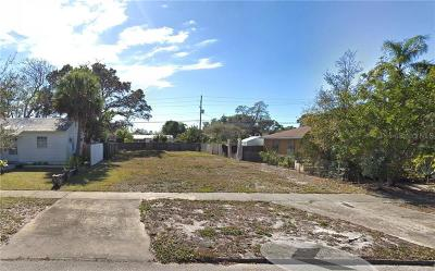 Hernando County, Hillsborough County, Pasco County, Pinellas County Residential Lots & Land For Sale: 6550 1st Ave South