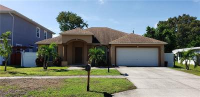 Pinellas Park Single Family Home For Sale: 6026 82nd Terrace N