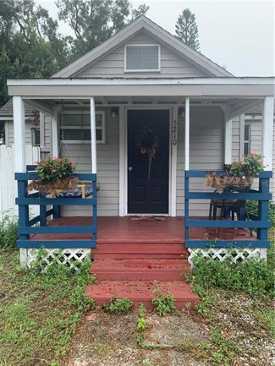 Gulfport Single Family Home For Sale: 5210 15th Avenue S
