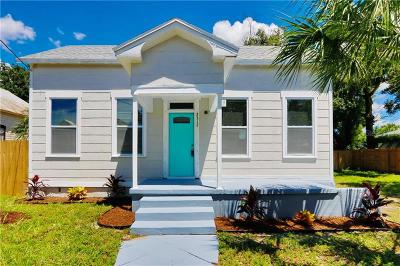 Tampa Single Family Home For Sale: 2315 W Walnut Street