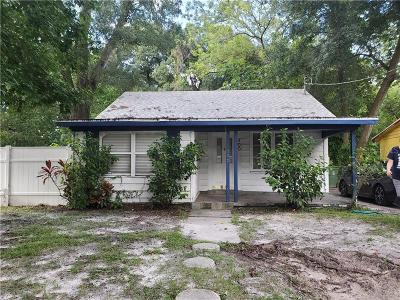 Single Family Home For Sale: 700 E Crenshaw Street