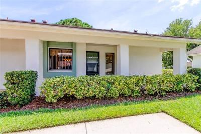 Clearwater Villa For Sale: 2526 Royal Pines Circle #22-C