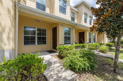 Riverview Townhouse For Sale: 10926 Keys Gate Drive