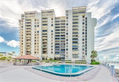 Clearwater Beach Condo For Sale: 450 S Gulfview Boulevard #701