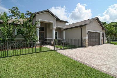 Seminole Single Family Home For Sale: 13567 Park Boulevard