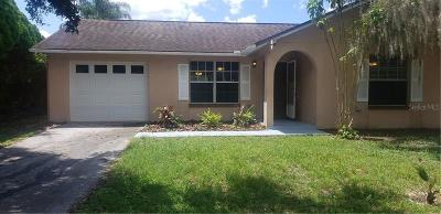 New Port Richey Single Family Home For Sale: 7316 Mitchell Ranch Road
