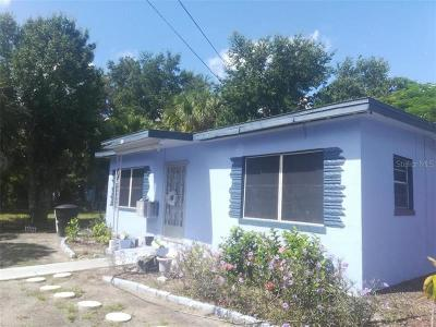 St Pete Beach, St Petersburg Beach, St Petersburg, St. Petersburg, Saint Pete Beach, Saint Petersburg Single Family Home For Sale: 811 Queen Street S