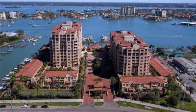 Clearwater, Cleasrwater, Clearwater` Condo For Sale: 521 Mandalay Avenue #408