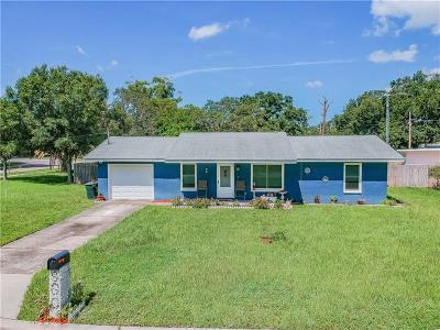 Dunedin Single Family Home For Sale: 980 Gulf View Boulevard