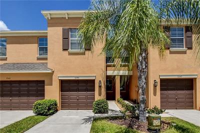 Trinity Townhouse For Sale: 9545 Trumpet Vine Loop