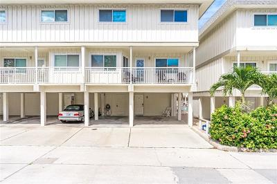 Indian Rocks Beach Condo For Sale: 700 Gulf Boulevard #17