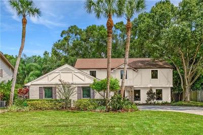 Tampa Single Family Home For Sale: 1510 S Trask Street