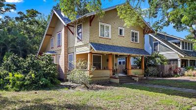 St Petersburg Single Family Home For Sale: 1835 2nd Street S