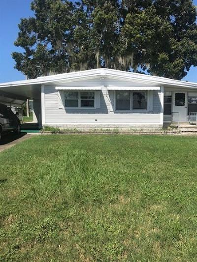 Palm Harbor FL Mobile/Manufactured For Sale: $180,000