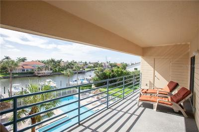 Tierra Verde Condo For Sale: 363 Pinellas Bayway Way S #53