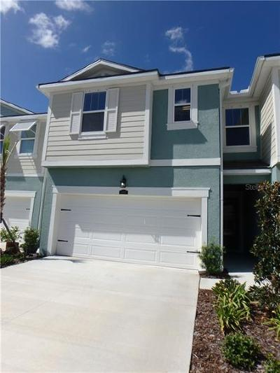 Oldsmar Townhouse For Sale: 1009 Starboard Court