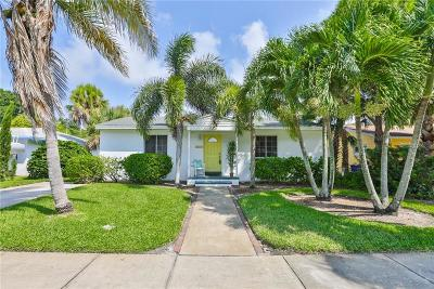St Pete Beach Single Family Home For Sale: 204 43rd Avenue