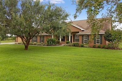 Brooksville Single Family Home For Sale: 2123 Valley Ridge Lane
