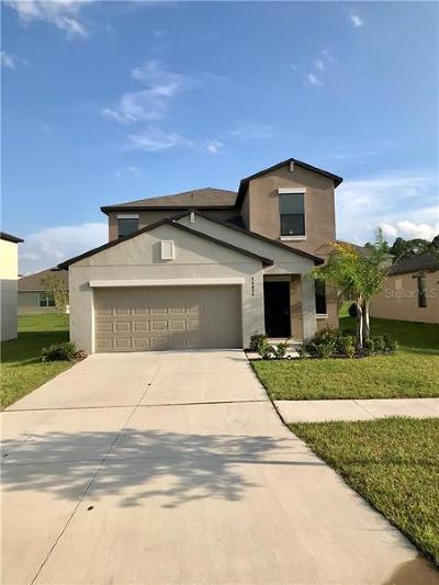 Zephyrhills Single Family Home For Sale: 36034 Stable Wilk Avenue