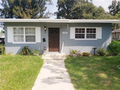 Largo Single Family Home For Sale: 518 Woodrow Avenue