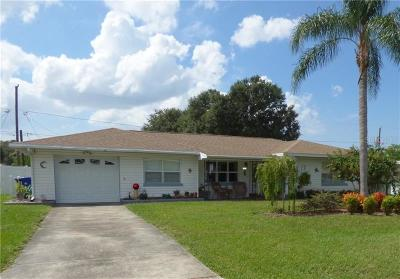 Clearwater Single Family Home For Sale: 1433 Rose Street