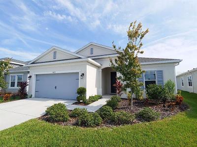 Apollo Beach Single Family Home For Sale: 5420 Silver Sun Drive