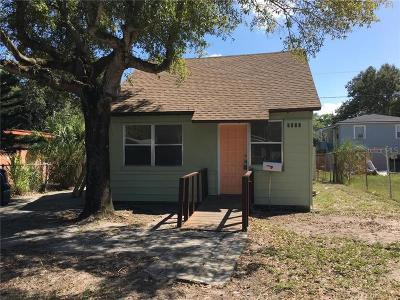 St Petersburg Single Family Home For Sale: 2926 Freemont Terrace S