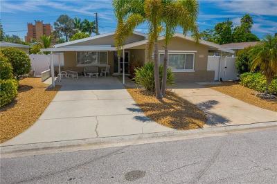 Treasure Island Single Family Home For Sale: 11130 3rd Street E