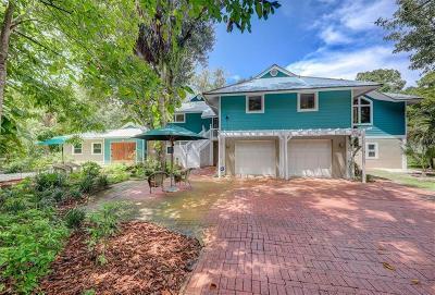 Dunedin Single Family Home For Sale: 1802 Harvard Avenue