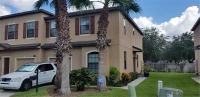 Tampa Townhouse For Sale: 10259 Villa Palazzo Court