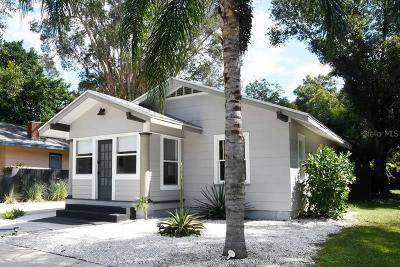 Gulfport Single Family Home For Sale: 5312 18th Avenue S
