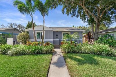 Hillsborough County, Pasco County, Pinellas County Single Family Home For Sale: 1304 26th Avenue N