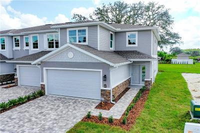 New Port Richey Townhouse For Sale: 5357 Riverwalk Preserve Drive