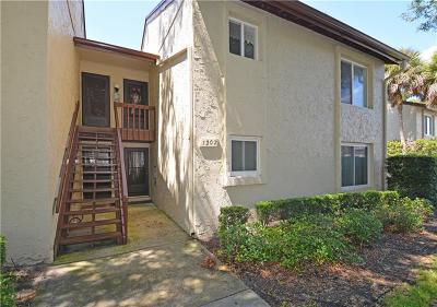Clearwater Condo For Sale: 4215 E Bay Drive #1207C