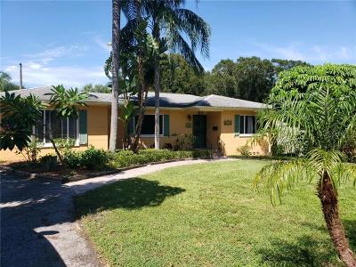 Clearwater Single Family Home For Sale: 1524 Rosewood Street