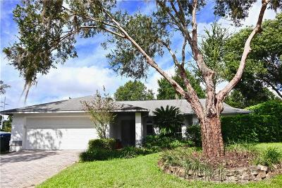 Hillsborough County, Pasco County, Pinellas County Single Family Home For Sale: 3017 Gulfwind Drive
