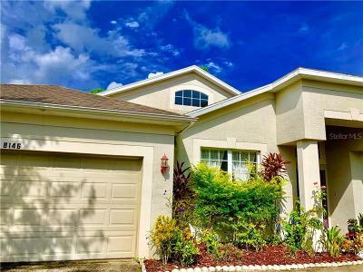 Hillsborough County Single Family Home For Sale: 8146 Brinegar Circle