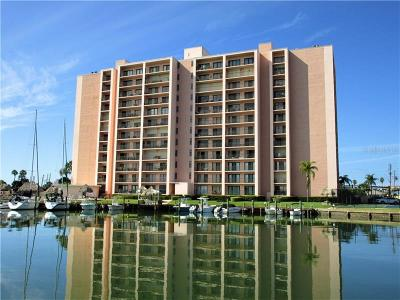 Hillsborough County, Pasco County, Pinellas County Condo For Sale: 51 Island Way #707