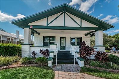 Pinellas County Single Family Home For Sale: 638 E Tarpon Avenue