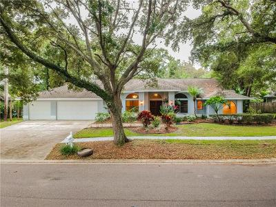 Hillsborough County, Pasco County, Pinellas County Single Family Home For Sale: 2939 Chancery Lane